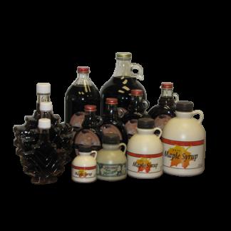Pure Michigan Maple Syrup